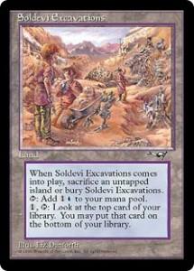 Soldevi Excavations