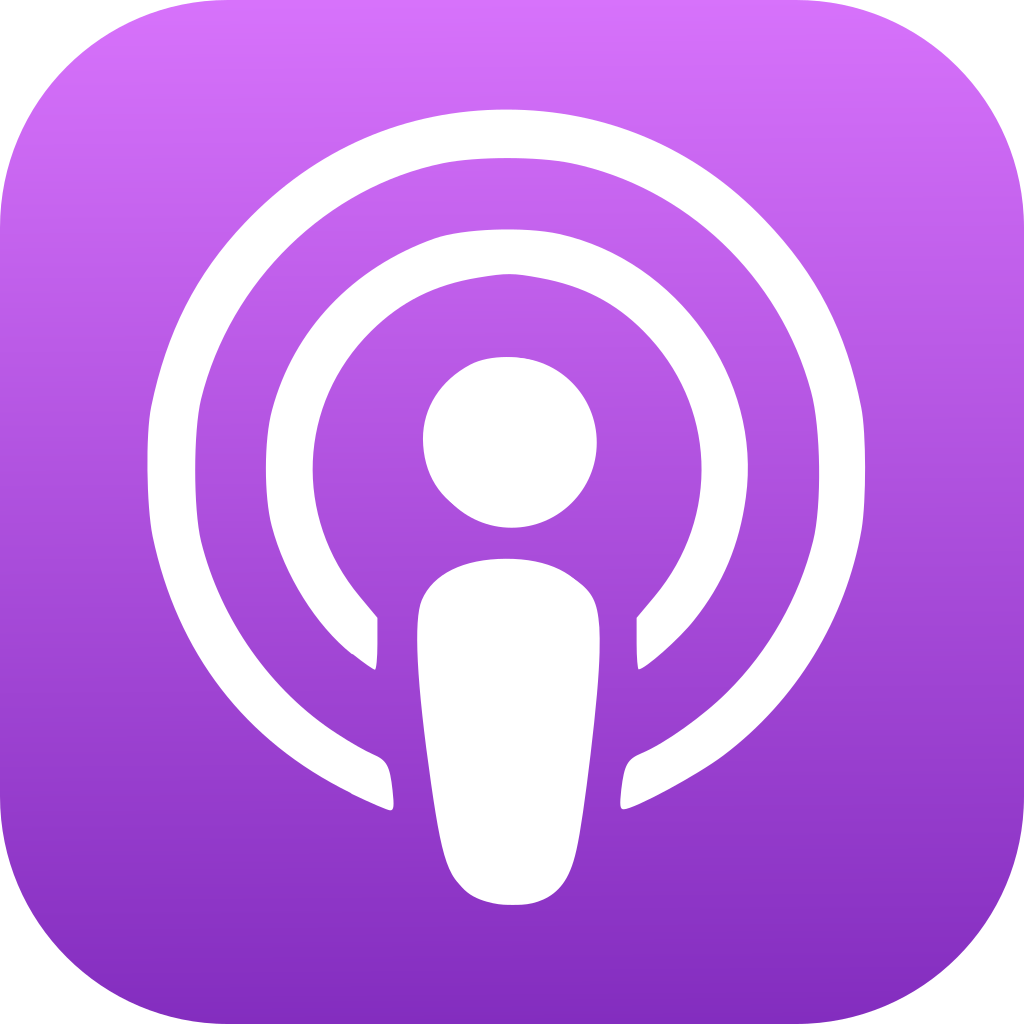 Find us on Apple Podcasts