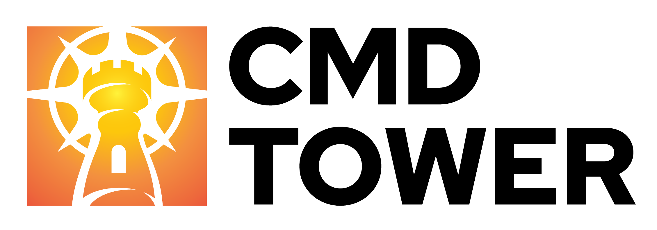 Logo for CMD Tower